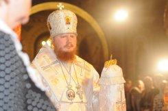 Фоторепортаж из Свято-Троицкого Ионинского монастыря о праздновании Светлого праздника Пасхи 8