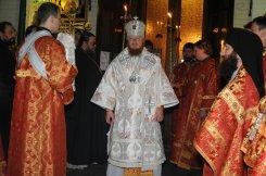 Фоторепортаж из Свято-Троицкого Ионинского монастыря о праздновании Светлого праздника Пасхи 33