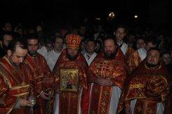 Фоторепортаж из Свято-Троицкого Ионинского монастыря о праздновании Светлого праздника Пасхи 38