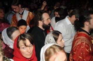 Фоторепортаж из Свято-Троицкого Ионинского монастыря о праздновании Светлого праздника Пасхи 50