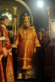 Фоторепортаж из Свято-Троицкого Ионинского монастыря о праздновании Светлого праздника Пасхи 67