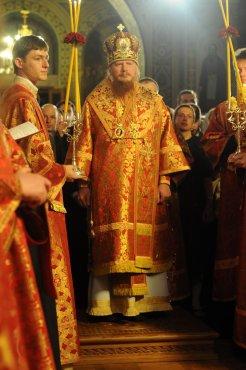 Фоторепортаж из Свято-Троицкого Ионинского монастыря о праздновании Светлого праздника Пасхи 70