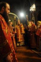 Фоторепортаж из Свято-Троицкого Ионинского монастыря о праздновании Светлого праздника Пасхи 76