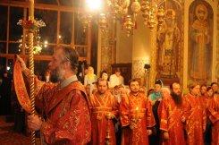 Фоторепортаж из Свято-Троицкого Ионинского монастыря о праздновании Светлого праздника Пасхи 100