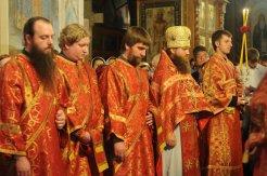 Фоторепортаж из Свято-Троицкого Ионинского монастыря о праздновании Светлого праздника Пасхи 120