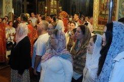 Фоторепортаж из Свято-Троицкого Ионинского монастыря о праздновании Светлого праздника Пасхи 134