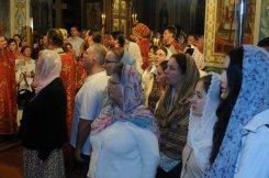 Фоторепортаж из Свято-Троицкого Ионинского монастыря о праздновании Светлого праздника Пасхи 135