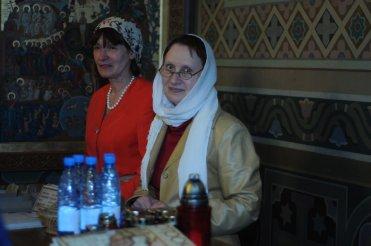 Фоторепортаж из Свято-Троицкого Ионинского монастыря о праздновании Светлого праздника Пасхи 139