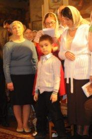 Фоторепортаж из Свято-Троицкого Ионинского монастыря о праздновании Светлого праздника Пасхи 165