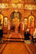 Фоторепортаж из Свято-Троицкого Ионинского монастыря о праздновании Светлого праздника Пасхи 182