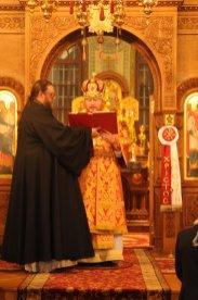Фоторепортаж из Свято-Троицкого Ионинского монастыря о праздновании Светлого праздника Пасхи 190