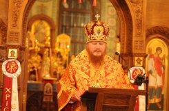 Фоторепортаж из Свято-Троицкого Ионинского монастыря о праздновании Светлого праздника Пасхи 199