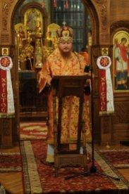 Фоторепортаж из Свято-Троицкого Ионинского монастыря о праздновании Светлого праздника Пасхи 212
