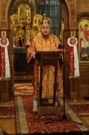 Фоторепортаж из Свято-Троицкого Ионинского монастыря о праздновании Светлого праздника Пасхи 215