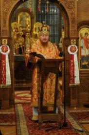 Фоторепортаж из Свято-Троицкого Ионинского монастыря о праздновании Светлого праздника Пасхи 220