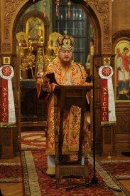 Фоторепортаж из Свято-Троицкого Ионинского монастыря о праздновании Светлого праздника Пасхи 222