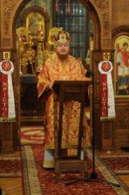 Фоторепортаж из Свято-Троицкого Ионинского монастыря о праздновании Светлого праздника Пасхи 225