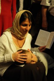 Фоторепортаж из Свято-Троицкого Ионинского монастыря о праздновании Светлого праздника Пасхи 261