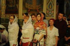 Фоторепортаж из Свято-Троицкого Ионинского монастыря о праздновании Светлого праздника Пасхи 270