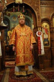 Фоторепортаж из Свято-Троицкого Ионинского монастыря о праздновании Светлого праздника Пасхи 281