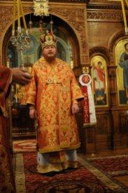Фоторепортаж из Свято-Троицкого Ионинского монастыря о праздновании Светлого праздника Пасхи 287