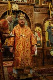 Фоторепортаж из Свято-Троицкого Ионинского монастыря о праздновании Светлого праздника Пасхи 288