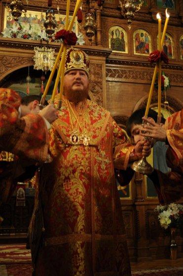 Фоторепортаж из Свято-Троицкого Ионинского монастыря о праздновании Светлого праздника Пасхи 291