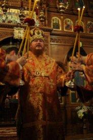 Фоторепортаж из Свято-Троицкого Ионинского монастыря о праздновании Светлого праздника Пасхи 292
