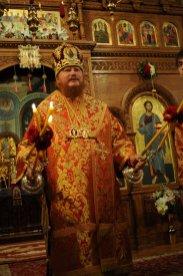 Фоторепортаж из Свято-Троицкого Ионинского монастыря о праздновании Светлого праздника Пасхи 295