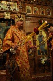 Фоторепортаж из Свято-Троицкого Ионинского монастыря о праздновании Светлого праздника Пасхи 300