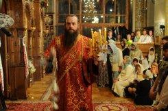 Фоторепортаж из Свято-Троицкого Ионинского монастыря о праздновании Светлого праздника Пасхи 349