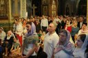 Фоторепортаж из Свято-Троицкого Ионинского монастыря о праздновании Светлого праздника Пасхи   364