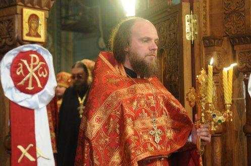 Фоторепортаж из Свято-Троицкого Ионинского монастыря о праздновании Светлого праздника Пасхи 370