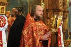 Фоторепортаж из Свято-Троицкого Ионинского монастыря о праздновании Светлого праздника Пасхи 373