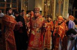 Фоторепортаж из Свято-Троицкого Ионинского монастыря о праздновании Светлого праздника Пасхи 475