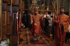 Фоторепортаж из Свято-Троицкого Ионинского монастыря о праздновании Светлого праздника Пасхи 484