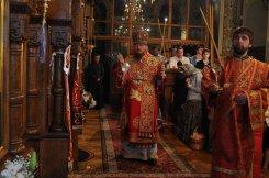 Фоторепортаж из Свято-Троицкого Ионинского монастыря о праздновании Светлого праздника Пасхи 485