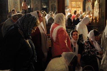 Фоторепортаж из Свято-Троицкого Ионинского монастыря о праздновании Светлого праздника Пасхи 504