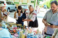 II Благотворительная ярмарка творческих работ людей с тяжёлой инвалидностью 3