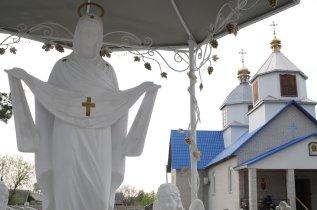 Фоторепортаж. Первое мая в сельском храме села Сукачи 2