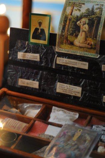 Фоторепортаж. Первое мая в сельском храме села Сукачи 12