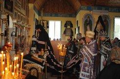 Фоторепортаж. Первое мая в сельском храме села Сукачи 24