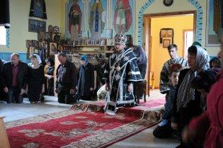 Фоторепортаж. Первое мая в сельском храме села Сукачи 44