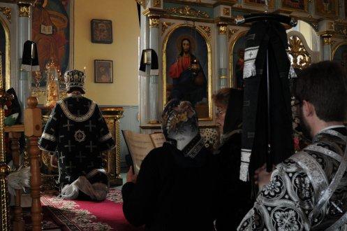 Фоторепортаж. Первое мая в сельском храме села Сукачи 63