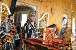 Фоторепортаж. Первое мая в сельском храме села Сукачи 80