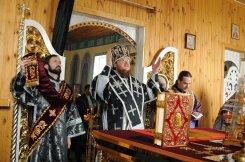 Фоторепортаж. Первое мая в сельском храме села Сукачи 81