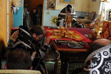 Фоторепортаж. Первое мая в сельском храме села Сукачи 95