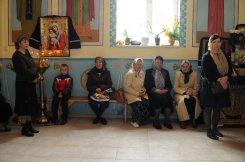Фоторепортаж. Первое мая в сельском храме села Сукачи 98