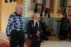 Фоторепортаж. Первое мая в сельском храме села Сукачи 99
