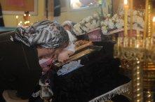 Фоторепортаж. Первое мая в сельском храме села Сукачи 103
